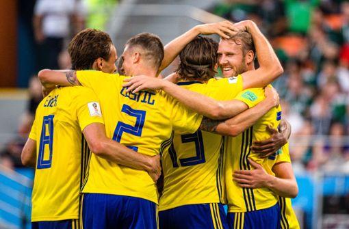 Schweden siegt – Mexiko jubelt über DFB-Patzer