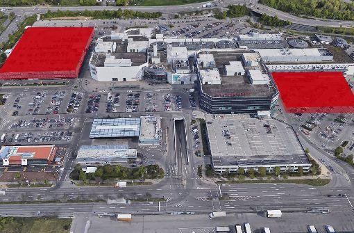 Grünes Licht für Erweiterung des Einkaufszentrums