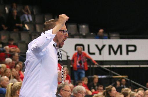 Das Team von Trainer Martin Albertsen besiegte den MKS Perla Lublin. (Archiv) Foto: Pressefoto Baumann