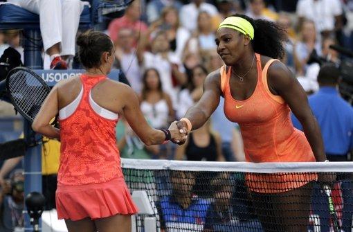 Serena Williams verpasst Grand Slam