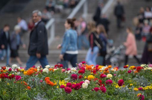 Der April ist sonnig und heiß – aber nicht extrem