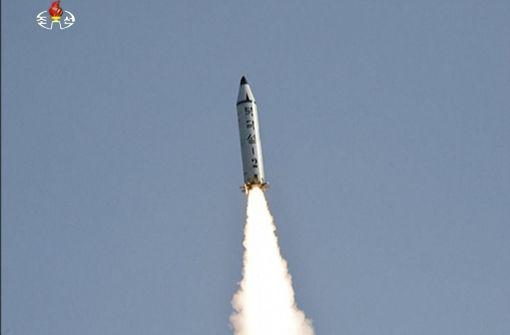 USA testen Raketen-Abwehrsystem