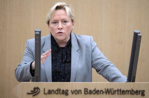 Kultusministerin antwortet auf Stuttgarter Eltern-Initiative