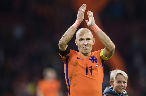Robbens wundersame Stimmenvergabe