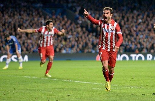 Atlético Madrid putzt Chelsea weg