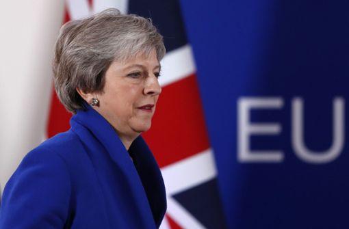 Britischer Staatssekretär tritt zurück