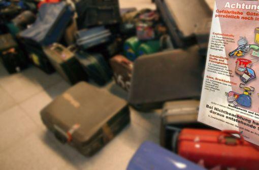 81-Jähriger will mit Pistole im Gepäck in die Türkei fliegen