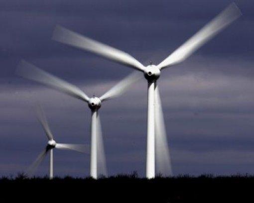 Windkraft stößt an Grenzen