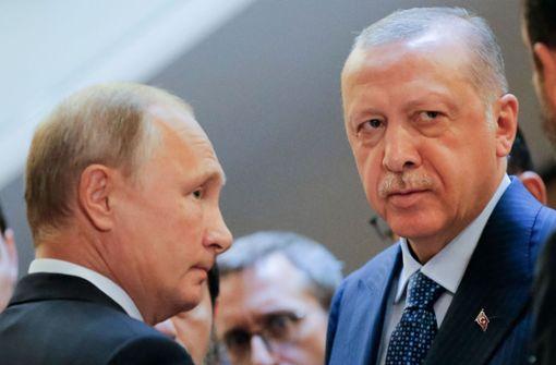 Erdogan in der Sackgasse