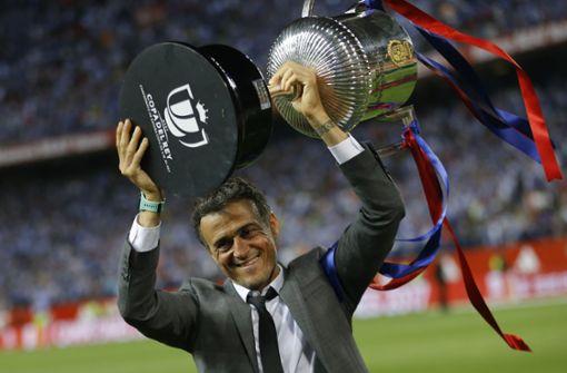 Luis Enrique ist Spaniens neuer Nationaltrainer