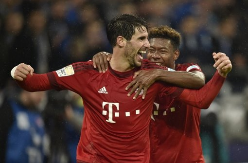 Der FC Bayern kann's auch dreckig