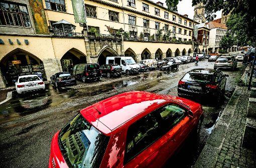 Gemeinderat: Autoverkehr wird eingedämmt