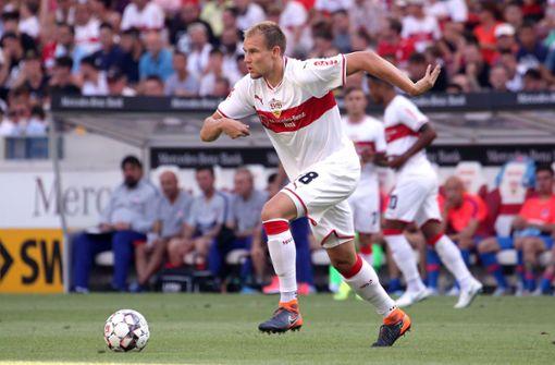 Holger Badstuber ist durch seine Fehler zum Saisonstart in die Kritik geraten. Foto: Baumann