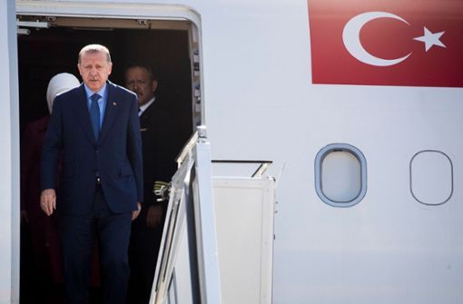 Fast alle gegen einen – Staatsgast Erdogan