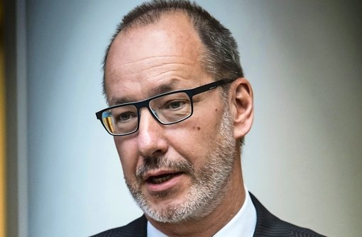 Der Klinkums-Geschäftsführer Ralf-Michael Schmitz steht wegen der Verluste in der Kritik Foto: Lichtgut/Achim Zweygarth