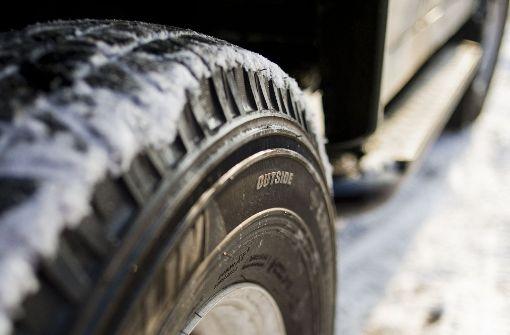 Wintereinbruch am Wochenende: Hoher Schaden