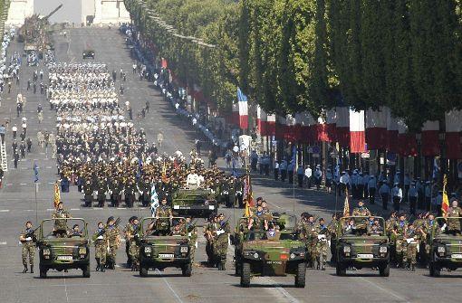 Polen zieht Soldaten ab