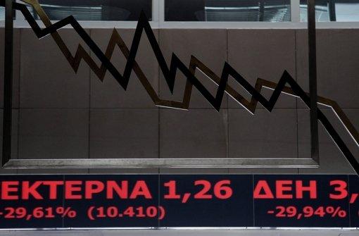 Bruttoinlandsprodukt überraschend gestiegen
