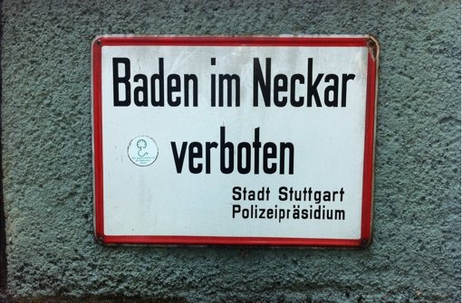 Badeverbot im Neckar aufheben