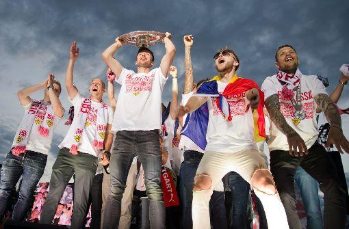 Die Aufstiegshelden des VfB