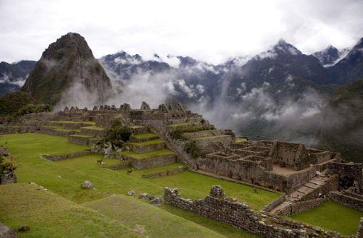 Wegen Nacktfotos: Peruanische Polizei vertreibt drei Touristen