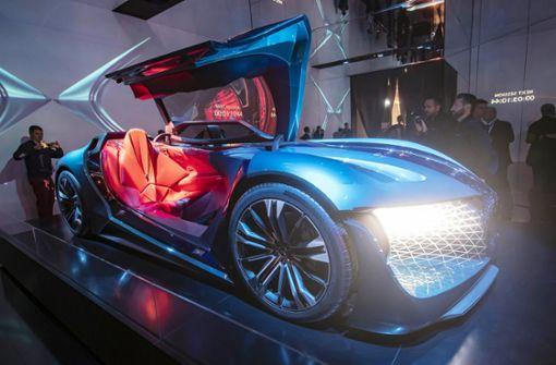 Autobranche rührt die Werbetrommel für Elektro-Modelle