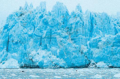Die kalten blauen Eis-Giganten