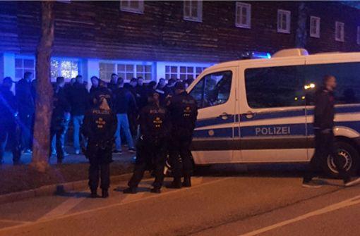Polizei zieht Bilanz nach Einsatz gegen Ultras