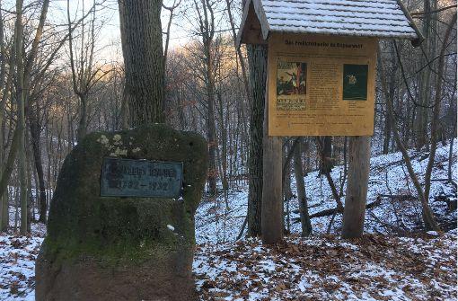 """Im Wald, da spielten sie """"Die Räuber"""""""