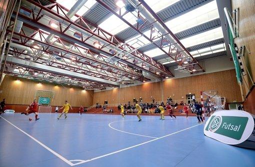 Schreckgespenst Futsal