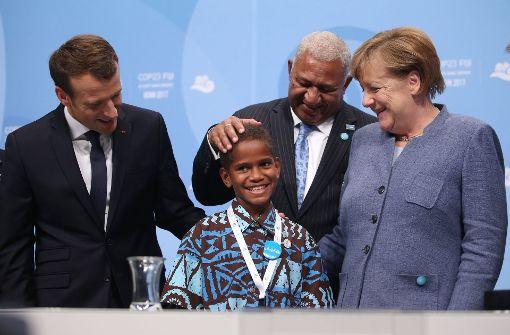 Kleine, aber wichtige Schritte bei Weltklimakonferenz
