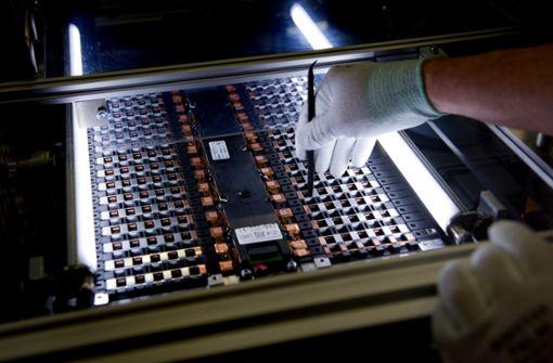 Experte warnt vor asiatischer Dominanz im Batteriezellengeschäft
