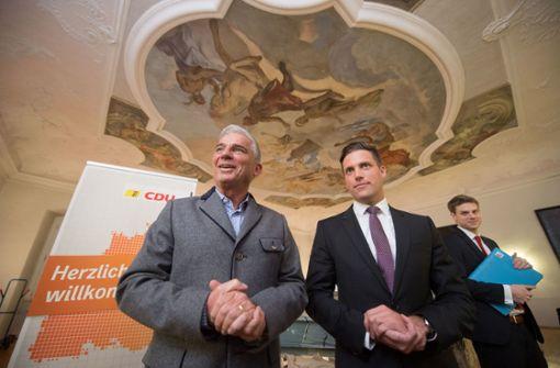 Südwest-CDU strebt Beweisumkehr an