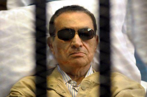 Ehemaliger Präsident Mubarak soll freikommen