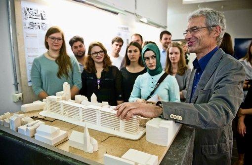 Hochschule f r technik stuttgart schwabenzentrum muss for Architekturstudium uni