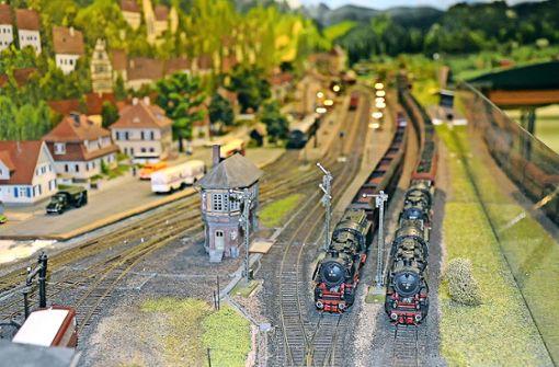Eisenbahnromantik im Kleinformat