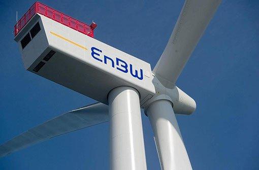Zweiter EnBW-Windpark geht ans Netz