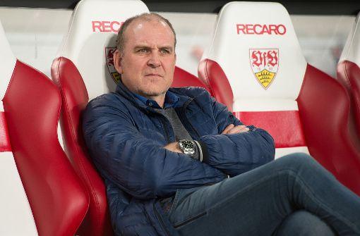 Jörg Schmadtke und Bundesliga-Schlusslicht gehen getrennte Wege