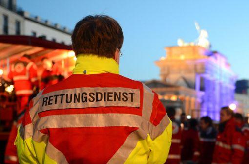 Rotes Kreuz warnt vor Nachwuchsproblem im Rettungsdienst