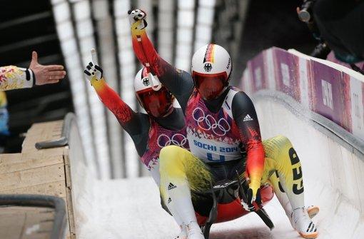 Wendl und Arlt holen Gold für Deutschland