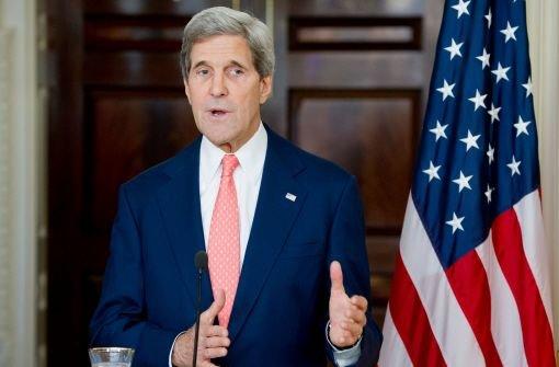 USA erwägen Militärschlag gegen Syrien