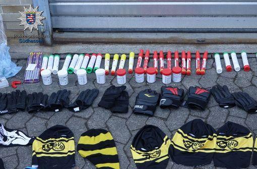 DFB spricht 88 bundesweite Stadionverbote aus
