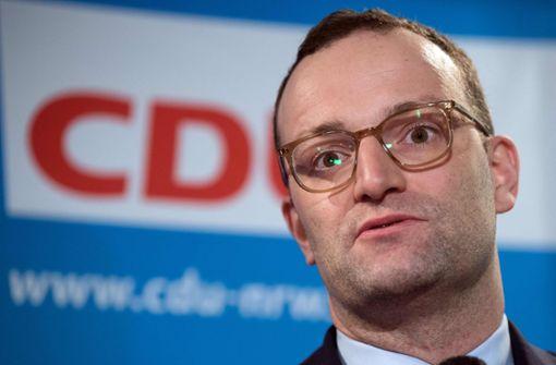 Bundesgesundheitsminister Jens Spahn (CDU) hat drei konkrete Reformmodelle ins Gespräch gebracht. Foto: dpa