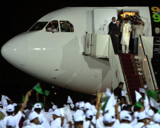 Lockerbie-Attentäter wieder in Libyen