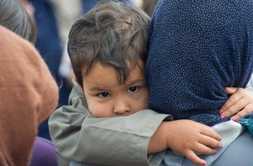 Stadt bei Flüchtlingen der Lückenbüßer