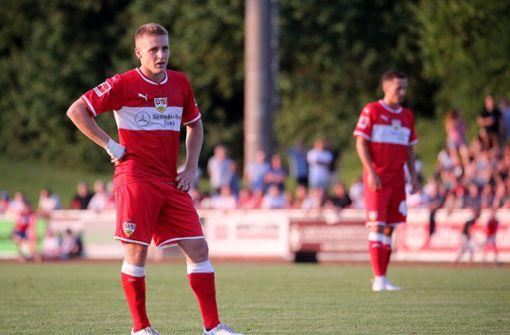 Liveticker: VfB testet unter Ausschluss der Öffentlichkeit