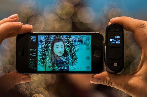 So wird das iPhone zur Spiegelreflex-Kamera – die DXO One im Praxistest