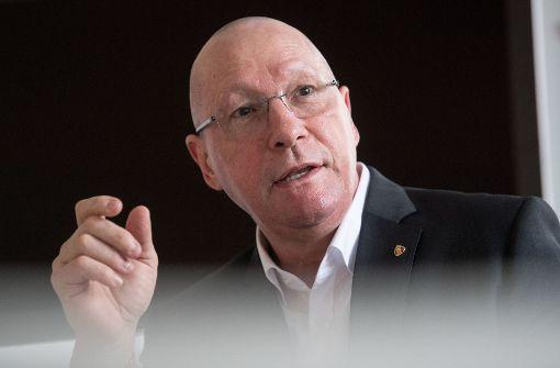 Porsche-Betriebsratschef Hück warnt SPD vor Oppositionsrolle