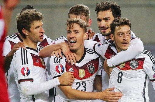 Kruse-Tor erlöst Weltmeister
