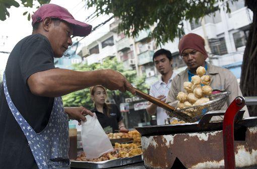 Street-Food-Markt statt Garküchen